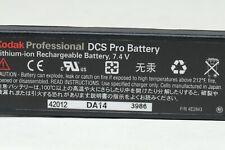 Kodak DCS Pro 14N Battery 7.4 Volts