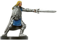 D&D MINIS DEVOTEE OF THE SILVER FLAME 4/60 C UNHALLOWED