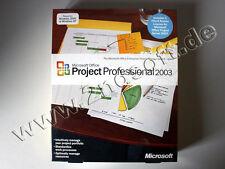 2003 Project Professional con 1 cal versión completa, inglés, SKU: h30-00428