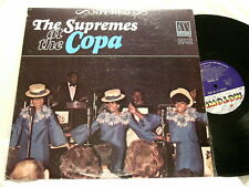 THE SUPREMES At the Copa Diana Ross Motown 636 stereo LP
