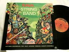 ENRICO RAVA String Band Tony Oxley Nana Vasconcelos Soul Note LP