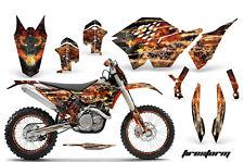 Dirt Bike Graphic Kit For KTM 450XC SX 525/450/250/530 EXC XCW 07,08,09,11 FSTRM