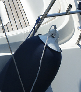 "Boat Fender Cover / Boat Fender Sock (6""- 13.5"")"