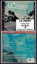 "LA JARRY ""3"" (CD) 2009 NEUF"