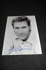 CHRISTO DIMASSIS signed Autogramm auf 20x28 cm Bild InPerson LOOK
