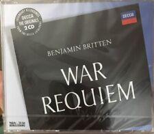 Galina Vishnevskaya - Britten War Requiem  (DECCA The Originals) [CD]
