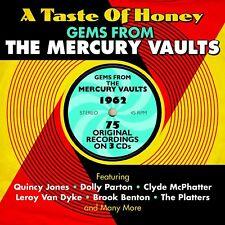 TASTE OF HONEY-GEMS FROM THE MERCURY VAULTS 1962 3 CD NEW+