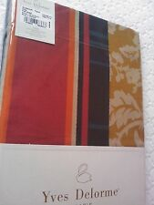 YVES DELORME GLAMOUR FIGUE SATIN King/Superking FLAT Sheet