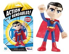 Bendable Super Hero Superman Fidget Stress Relief Toy for Kids DC Comics