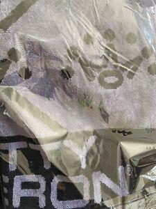 Scotty Cameron  Gallery Towel - Argyle Crown, Grey / Black