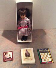 """American Girl Doll Samantha 6"""" Mini Doll MIB w/ Book"""