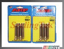 ARP 100-7711 Extended Length Wheel Stud Kit 4-lug 2-packs 8pcs Honda M12x1.5 RH
