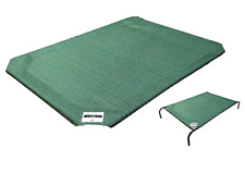 Large Replacement Cover Dog Bed Coolaroo Elevated Bedding Pet Cot Raised