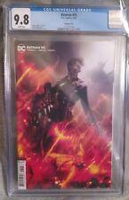 Batman #95 CGC 9.8 Francesco Mattina Variant Cover