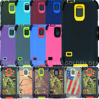 Defender Case For Samsung Galaxy S5 w/Screen Protector & Belt Clip fits Otterbox