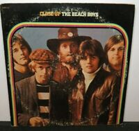 THE BEACH BOYS CLOSE UP (VG) SWBB-253 LP VINYL RECORD