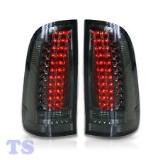 SMOKE LED TAIL LIGHT LAMP VLAND FOR TOYOTA HILUX VIGO CHAMP MK7 MK6 SR5 2012-15