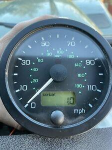 Land Rover Defender TD5 Speedometer Speedo Dash Gauge Zeroed