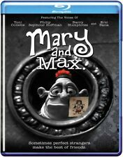 Mary and Max (2010, Blu-ray NEW) BLU-RAY/WS