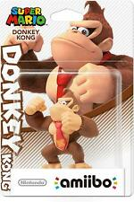 Amiibo Donkey Kong (Super Mario) Brand New - Region Free