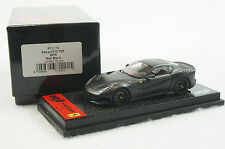 1/43 BBR FERRARI F12 TDF MATT BLACK ON CARBON FIBER BASE LIMITED 10 PC MR