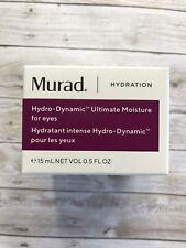 Murad Hydro-Dynamic Ultimate Moisture for Eyes~ 0.5oz/15mL New