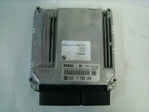 Motorsteuergerät ECU BMW 320d 0281012501 DDE7798180 EDC16CP35-2.12 im AUSTAUSCH