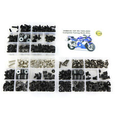 Complete Fairing Bolts Screws Fastener Kit For 1999-2002 Yamaha YZF R6 2000 2001