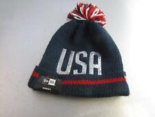 NEW ERA GOLF Ryder Cup Women's Knit Blue USA Toboggan NE-CR11