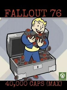 Fallout 76 Max Caps/ 40,000 Caps Xbox Fastest Delivery ⭐️⭐️⭐️⭐️⭐️ Reviews!