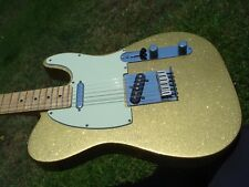 Fender Custom Shop Telecaster 29th Anniversary GC Gold Sparkle #5 of 29