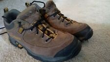 COLUMBIA Outdoor Hiking Trail Shoes for Men's US Size 8 Tan/Black Good Condition