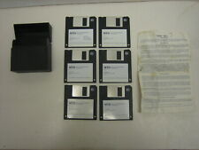 MTD Microsoft Windows Operating System Floppy Discs 1-6 Version 3.1 High Density