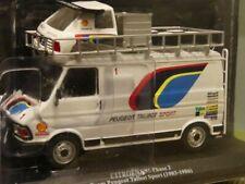1/43 IXO Citroen C35 Phase 2 Team Peugeot Talbot Sport