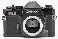 Chinon CEII Memotron SLR Kamera Body Gehäuse analoge Spiegelreflexkamera - M42