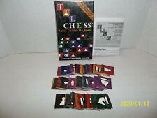 Steve Jackson Games Tile Chess Game   R25