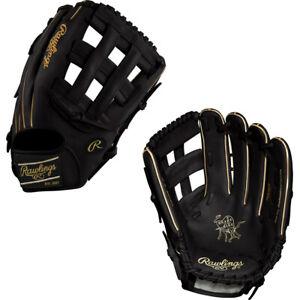 "Custom Rawlings Heart of the Hide 12.75"" Outfield Baseball Glove PRO3039 RGGC"