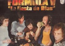 FORMULA V Lp Spain 1974 La fiesta de Blas +11