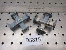 Waveguide Crossguide Coupler Wr42 K Band De Mornay Bonardi D8815