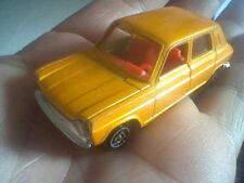 SIMCA 1200 CAR COCHE MINIATURA GUISVAL MADE SPAIN 70´S
