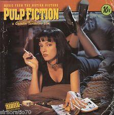 PULP FICTION Motion Picture Soundtrack CD
