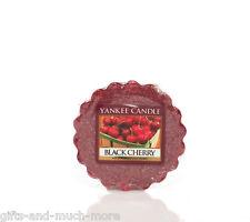 Yankee Candle Duftkerze Duftwachs Tarts 22g  Black Cherry