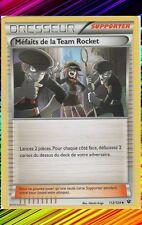 Méfaits de la Team Rocket  - XY10 - 112/124 - Carte Pokemon Neuve Française