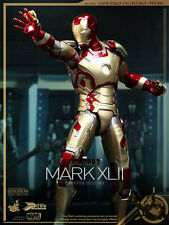 "Sideshow Hot Toys 1/6 Scale 12"" Iron Man 3 Mark XLII Power Pose PPS001 902017"