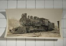 Virginia Blue Ridge Railroad Engine 1: Vintage Train Photo