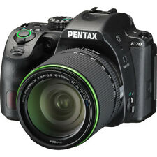 Pentax K-70 DSLR Camera with 18-135mm Lens