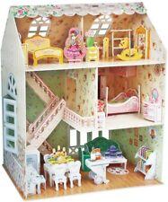 Puppenhaus CubicFun Puppenstube DIY Miniatur Doll House Spielset Spielzeug Toy