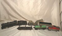 Marx Trains O Gauge Freight Set 999 Loco & Tender  5 Freight Cars /  O Gauge