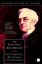 The Essential Max M?ller: On Language, Mythology, And Religion