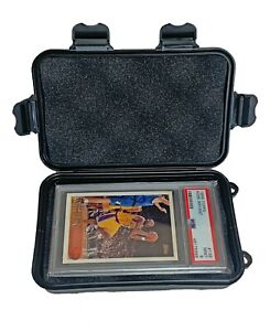 SLAB-SAFE Graded Card Protective Case, fits up to 5 PSA BGS SGC and other slabs